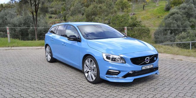 2017 Volvo V60 Polestar Review – should you buy?