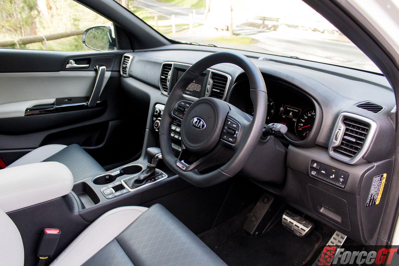 Subaru Towing Capacity >> 2017 Kia Sportage GT-Line Diesel Review - ForceGT.com