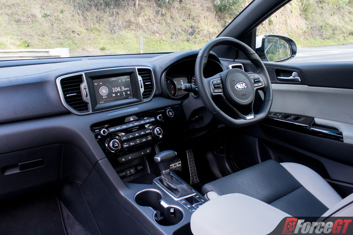 2017 kia sportage gt line diesel review. Black Bedroom Furniture Sets. Home Design Ideas