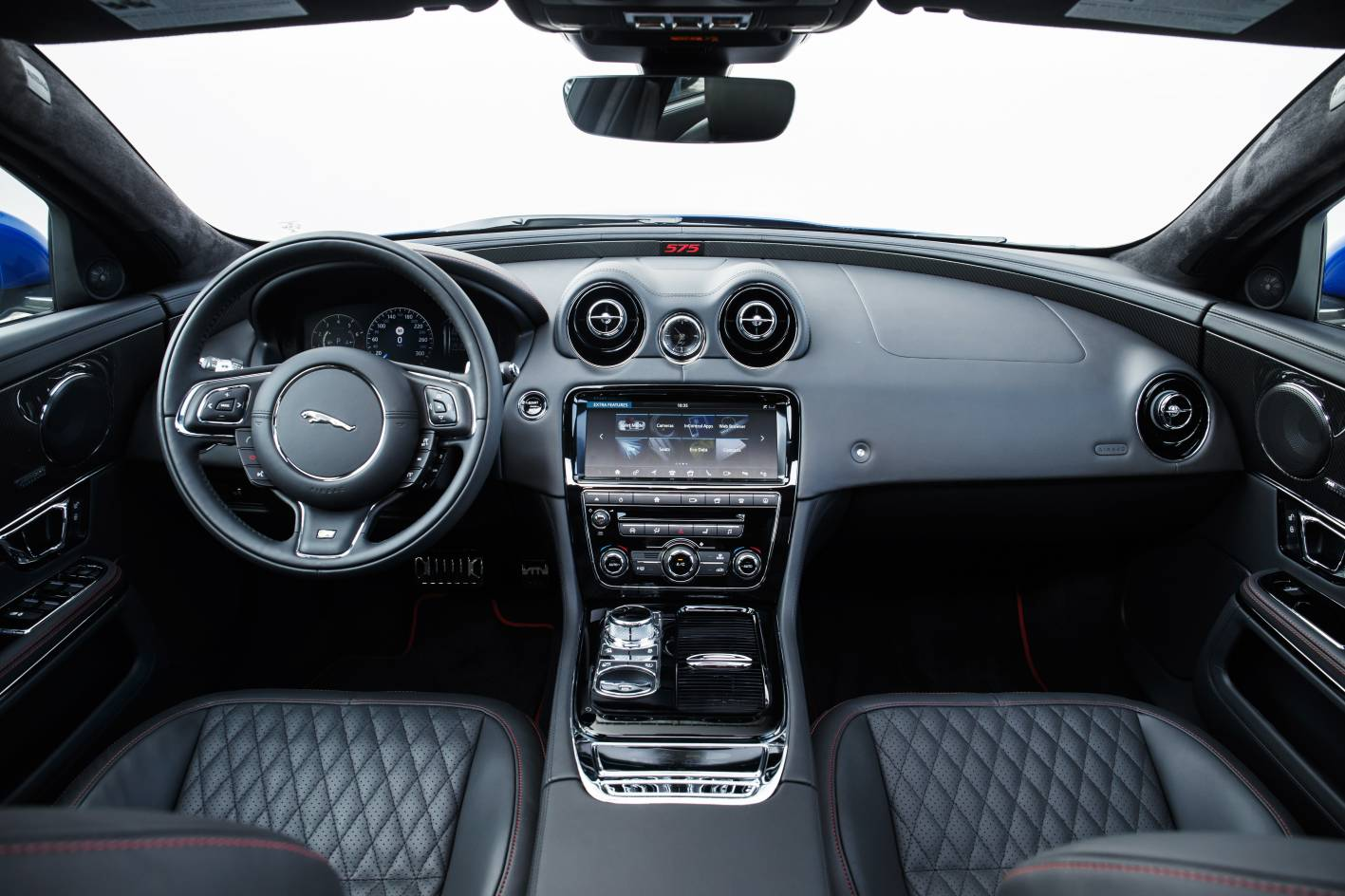 2018 jaguar xj interior.  jaguar for 2018my the xj features a number of technology upgrades which enhance  connectivity with 4g wifi capability allowing occupants to stay online on  in 2018 jaguar xj interior