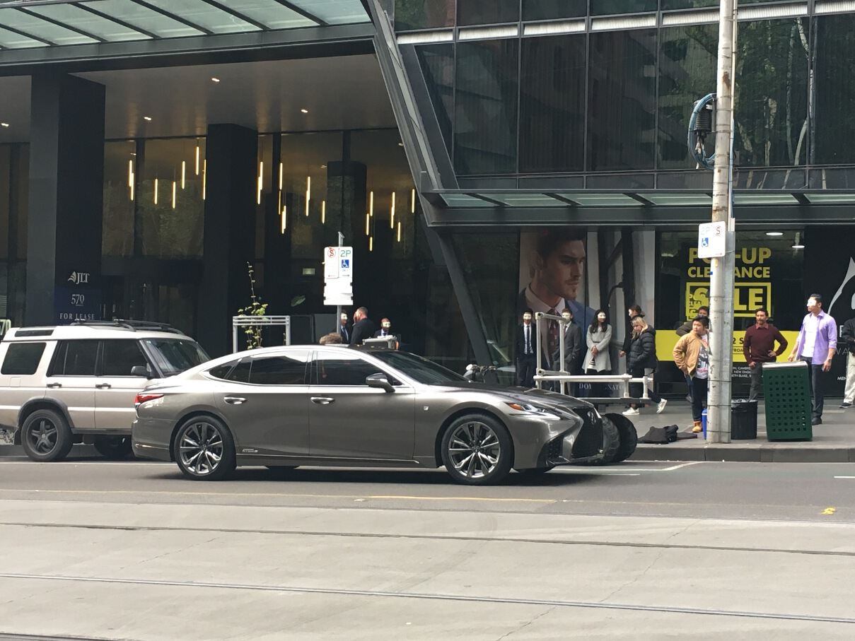 Ls by date in Melbourne