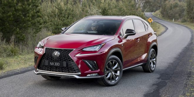 2018 Lexus NX line-up – what's new?