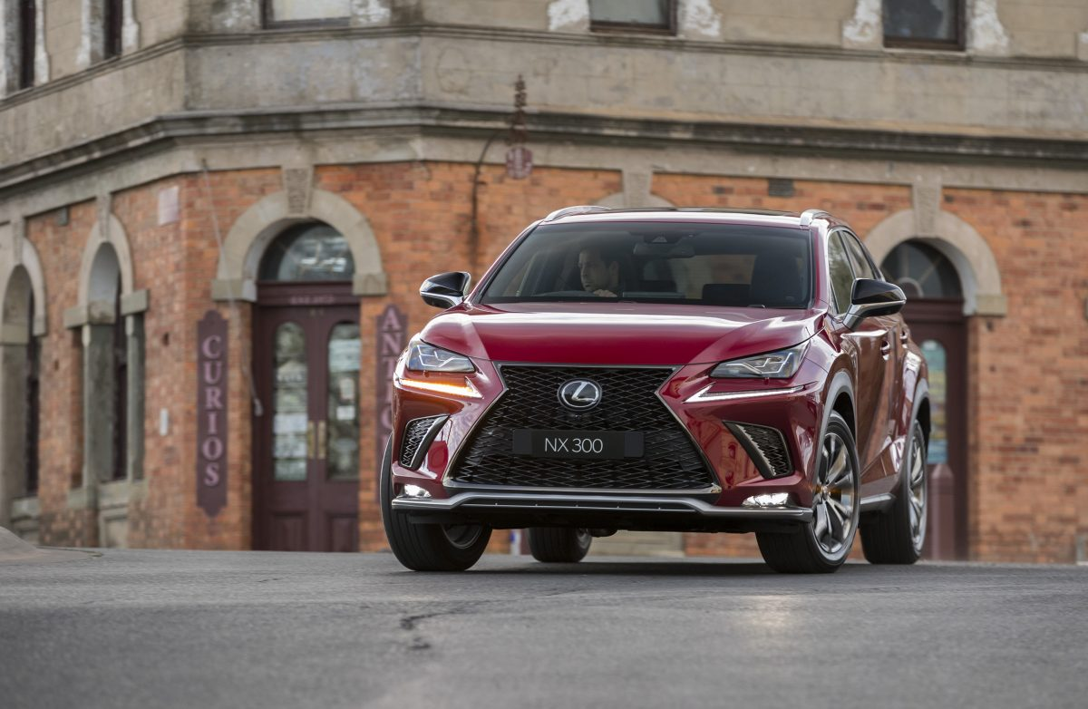 2018 lexus nx f sport. contemporary sport heated rear left and right seats sequential indicators wide view added to  camera function improved drive mode select parking sonar with 2018 lexus nx f sport t