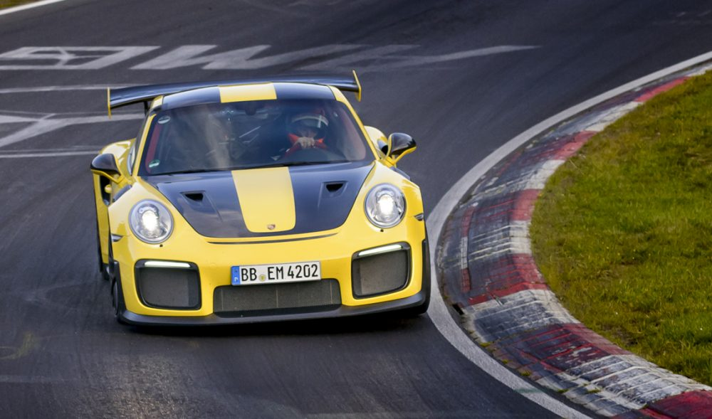 Porsche 911 Gt2 Rs Now The Fastest Production Car At