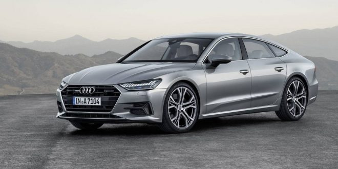 2018 Audi A7 Sportback breaks cover