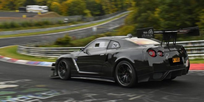 820kW Nissan GT-R to challenge 911 GT2 RS Nürburgring record