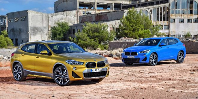 2018 BMW X2 pricing and specifications announced