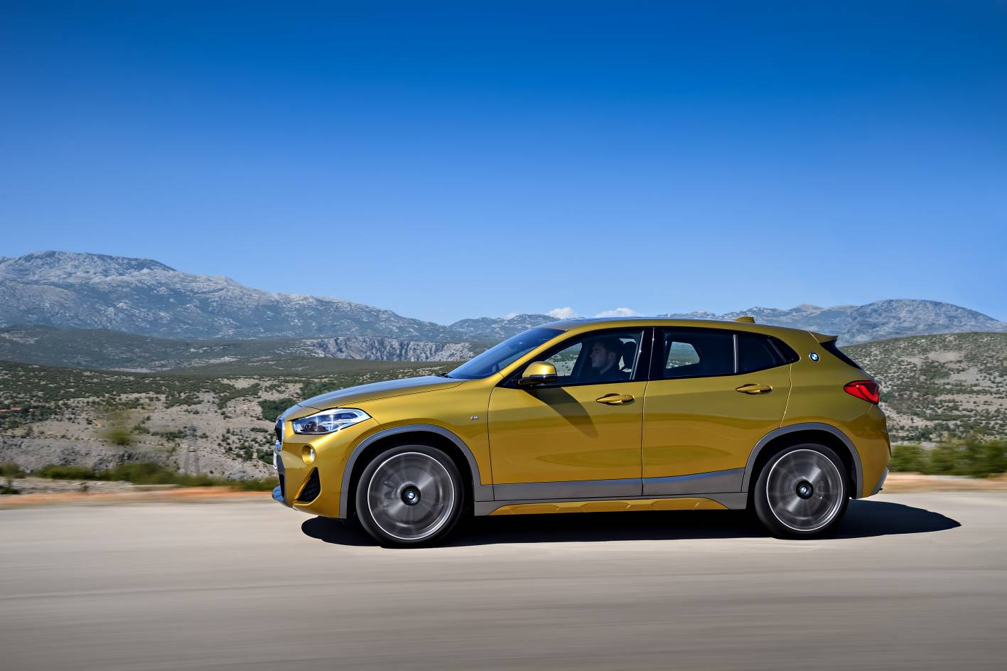 Bmw X2 Goes Official Arriving Q1 2018 Forcegt Com