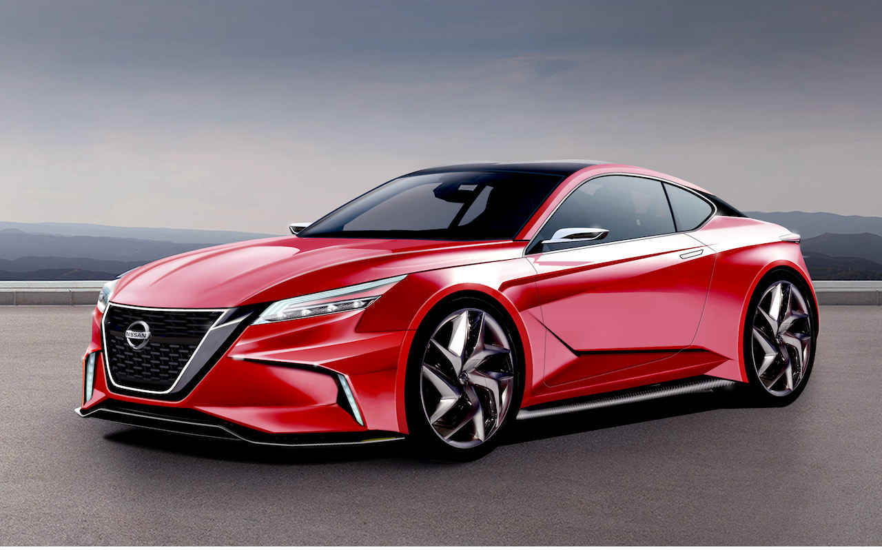 100 New Nissan Concept Nissan Z Concept Coming To