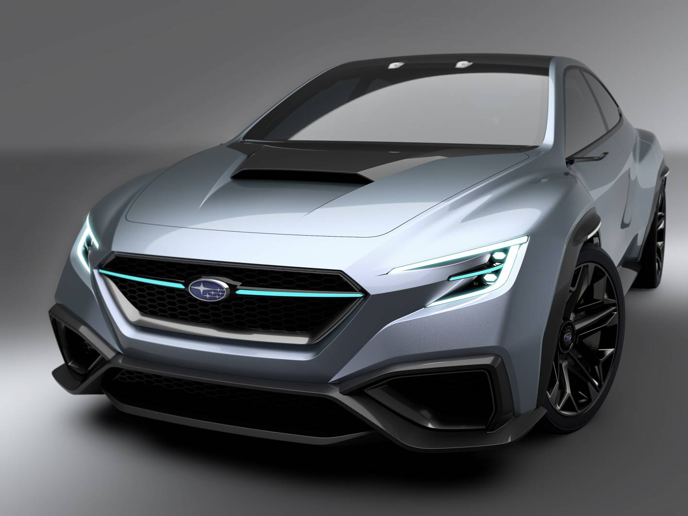 subaru viziv performance concept previews next gen wrx wrx sti. Black Bedroom Furniture Sets. Home Design Ideas