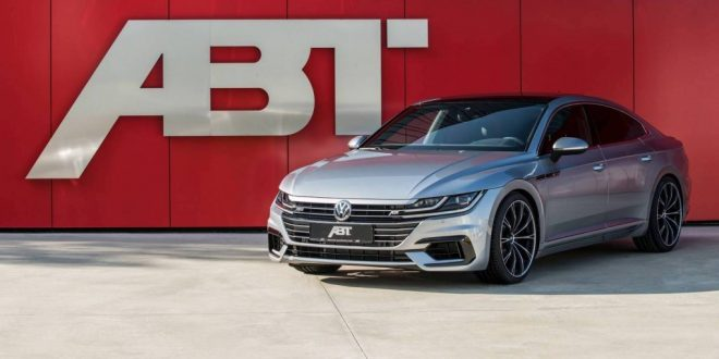 "ABT churns out 250kW Volkswagen Arteon ""R"""