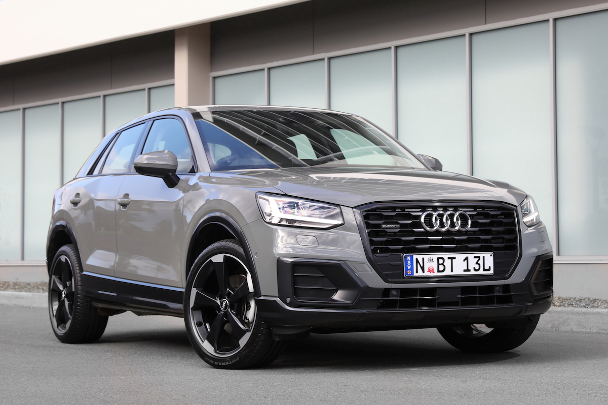 2 0 tfsi awd audi q2 joins local range in february 2018. Black Bedroom Furniture Sets. Home Design Ideas