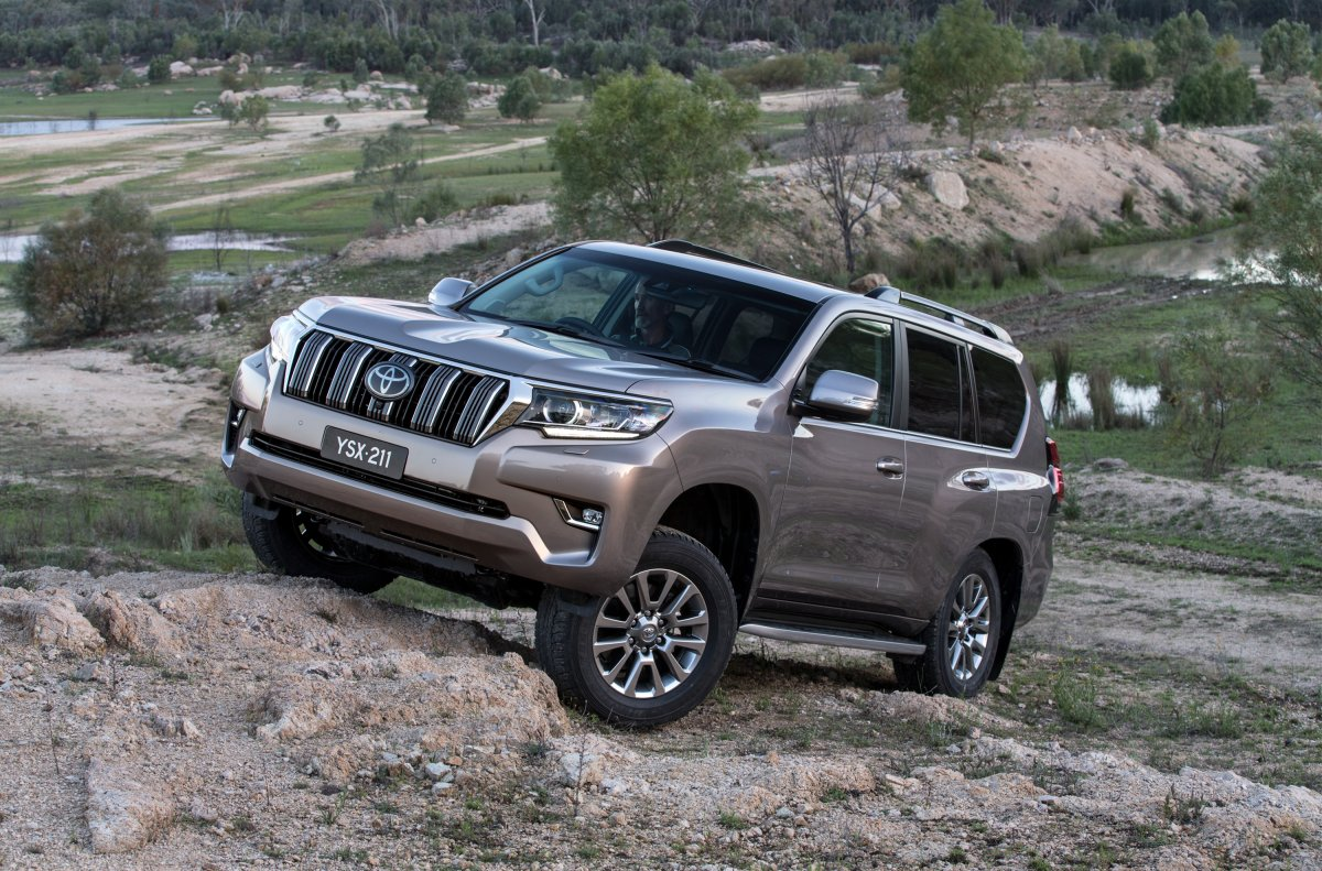 Refreshed 2018 Toyota LandCruiser Prado pricing and specification - ForceGT.com