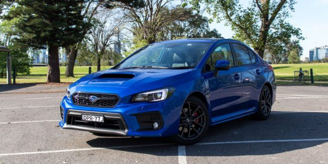 2018 Subaru WRX Review