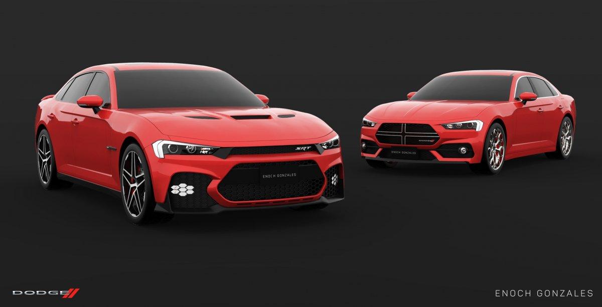 Durango Srt For Sale >> 2019 Dodge Charger SRT Hellcat super sedan envisioned ...