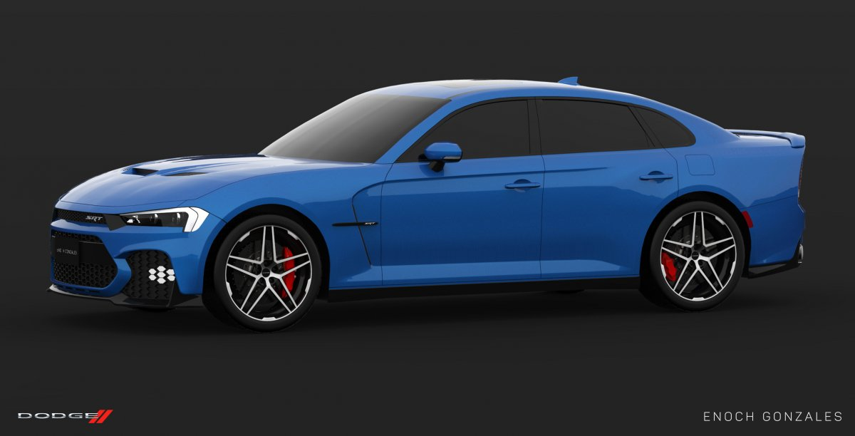 Hellcat Charger For Sale >> 2019 Dodge Charger SRT Hellcat super sedan envisioned ...