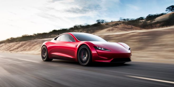 400kmh plus Tesla Roadster 2.0 is a pure numbers proposition