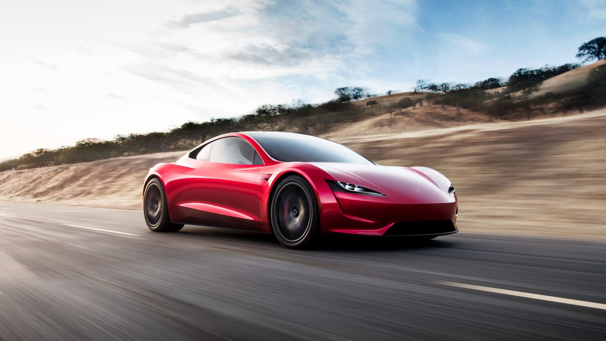 400kmh Plus Tesla Roadster 2 0 Is A Pure Numbers