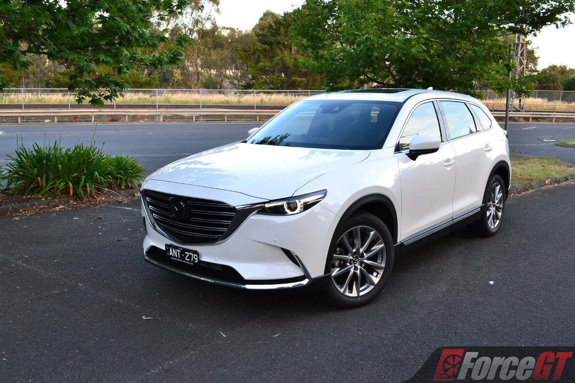 2018 mazda cx 9 review why it is still the class benchmark. Black Bedroom Furniture Sets. Home Design Ideas