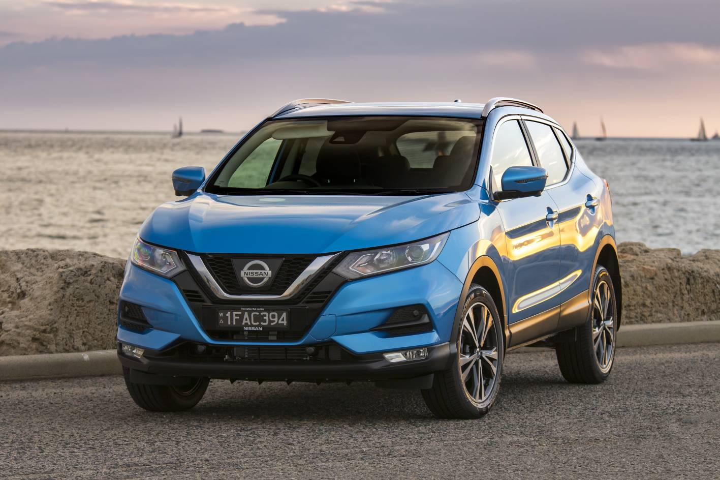 Nissan Qashqai updated for 2018 - gains advanced safety ...