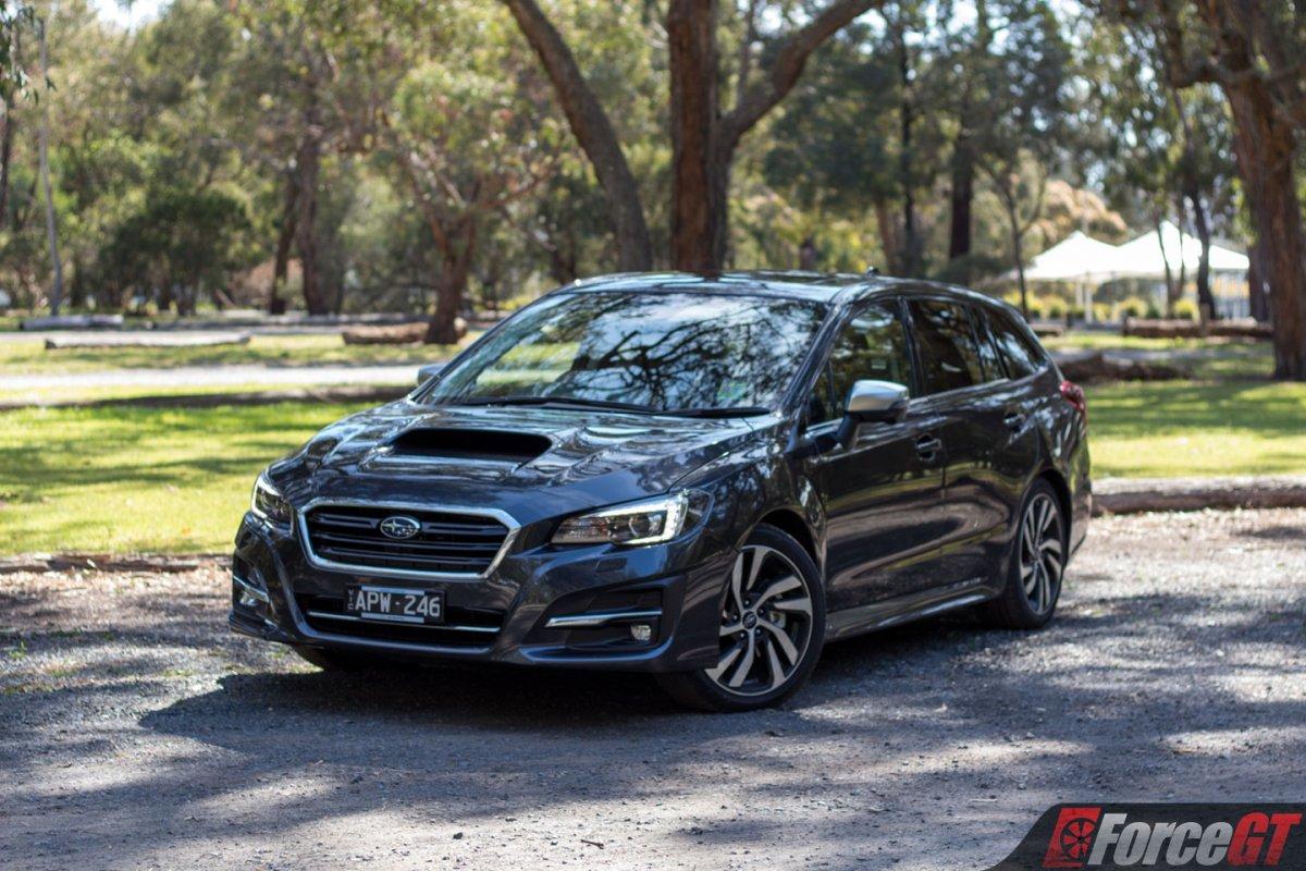 2018 Subaru Levorg Gt S Review Forcegt Com