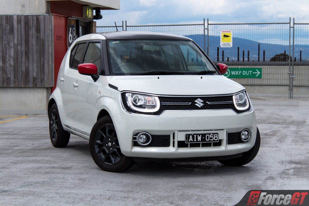2018 Suzuki Ignis Review Forcegt Com