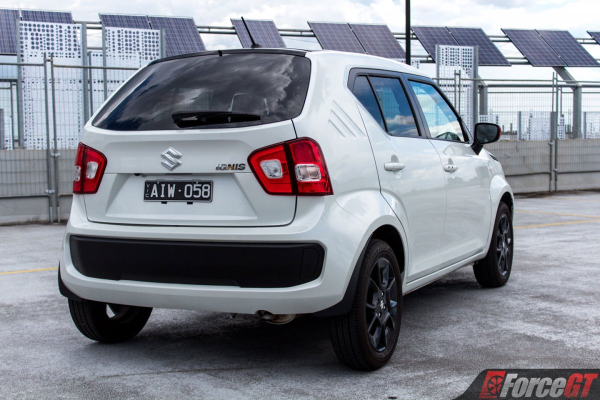 2018 suzuki ignis review. Black Bedroom Furniture Sets. Home Design Ideas