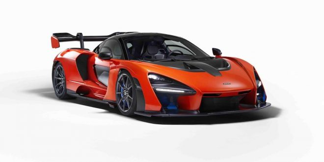 McLaren Senna: The ultimate road-legal track car