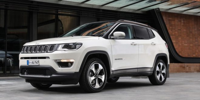 All-new 2018 Jeep Compass lands in Australia