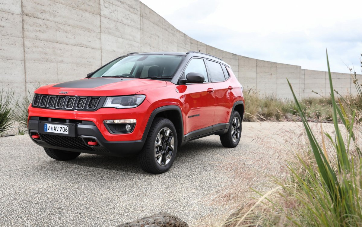 Full Force Diesel >> All-new 2018 Jeep Compass lands in Australia - ForceGT.com