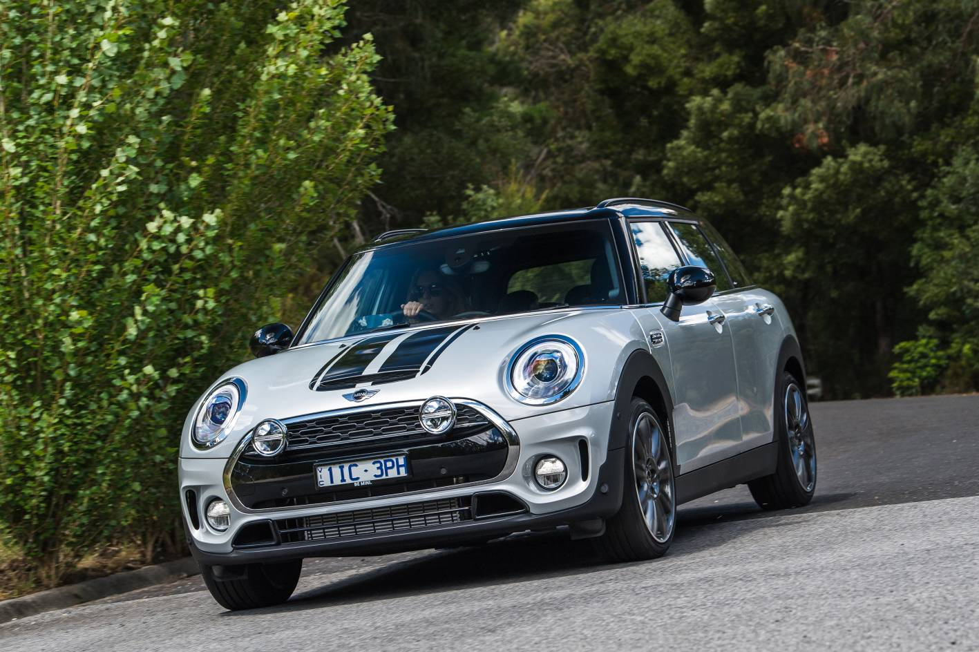 mini cooper s clubman masterpiece edition unveiled. Black Bedroom Furniture Sets. Home Design Ideas