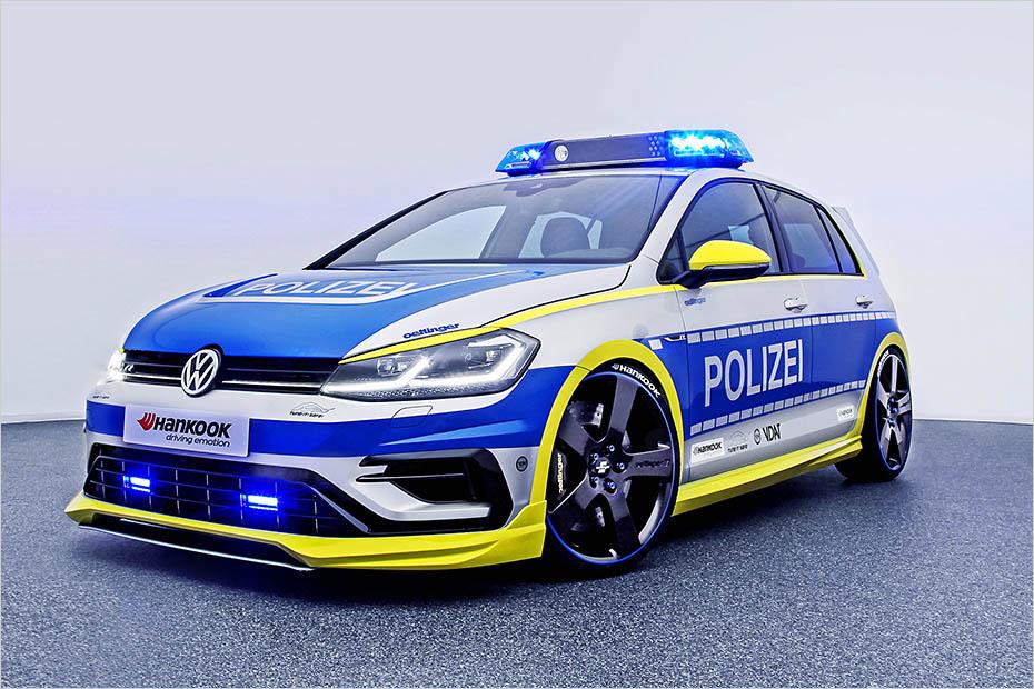 Oettinger Volkswagen Golf 400r As New Australian Police