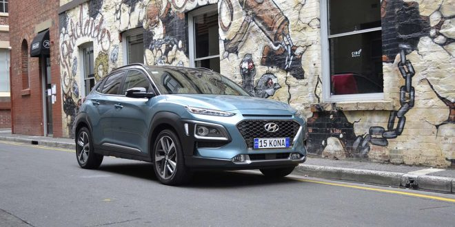 2018 Hyundai Kona Review – quirky and fun