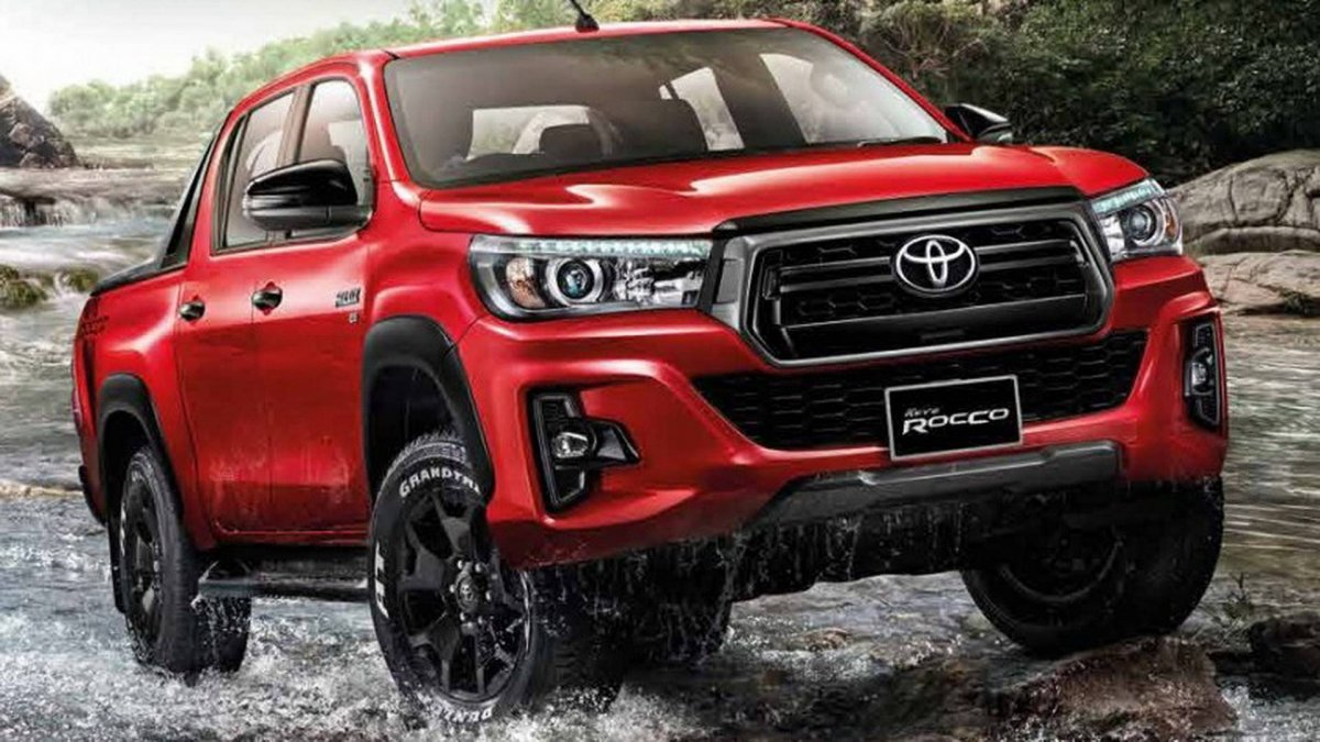 Toyota Australia To Put Lux Into The Hilux Forcegt Com
