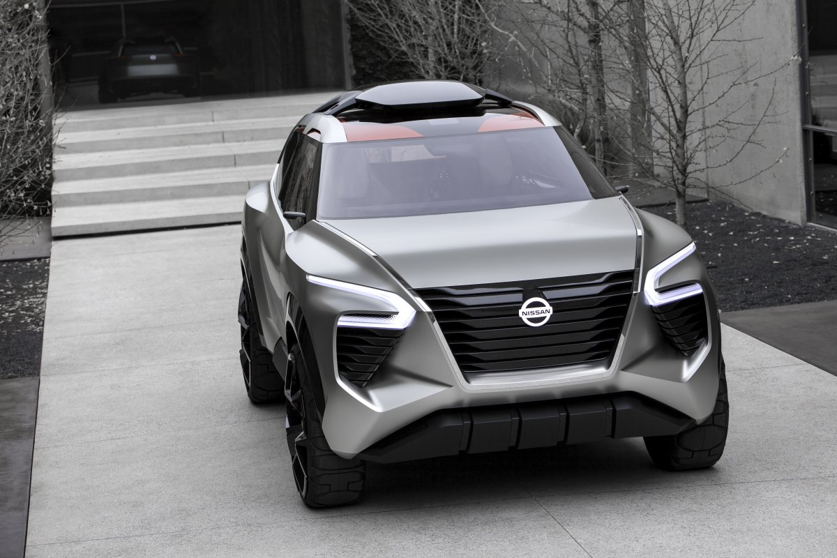 All New Fortuner 2018 >> Dramatic X-Motion concept previews future Nissan SUV design - ForceGT.com