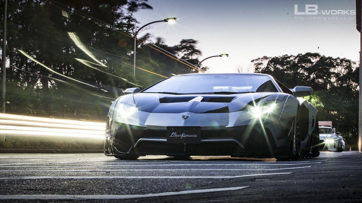 Lamborghini Urus Singapore Price >> Liberty Walk creates wide body Lamborghini Aventador - ForceGT.com