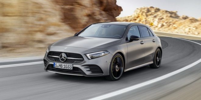 """Hey Mercedes"" voice control debuts on 2019 Mercedes-Benz A-Class"