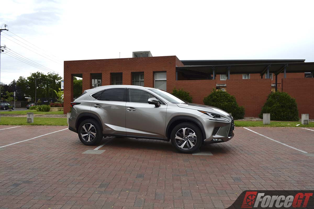 2018 Lexus Nx 300h Sports Luxury Review Forcegt Com