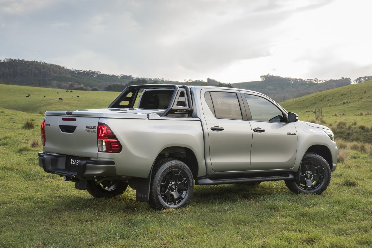 2018 Toyota Hilux Rogue Forcegt Com
