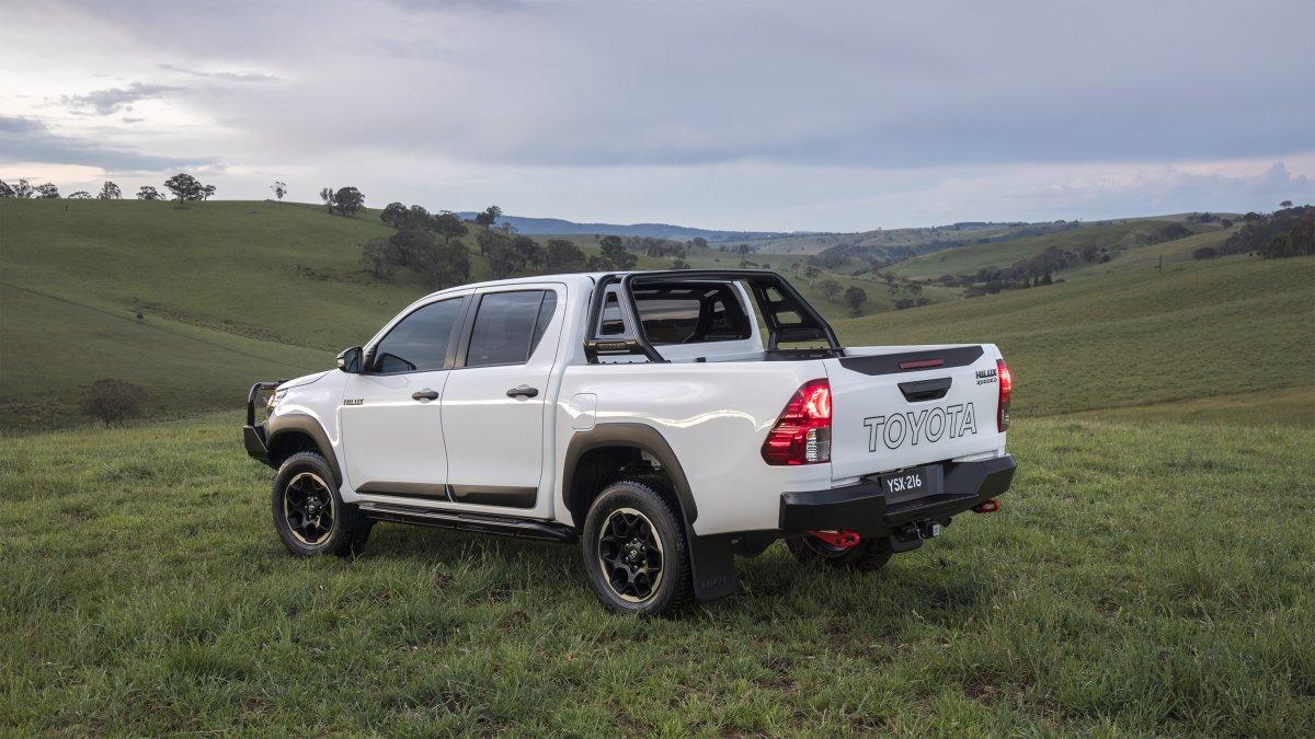 2018 Toyota Hilux Rugged Forcegt Com