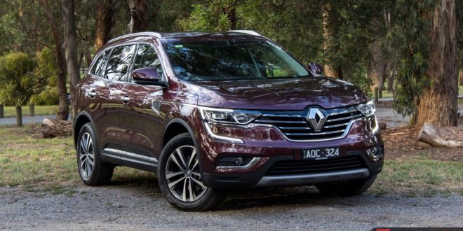 2018 Renault Koleos Intens Diesel Review