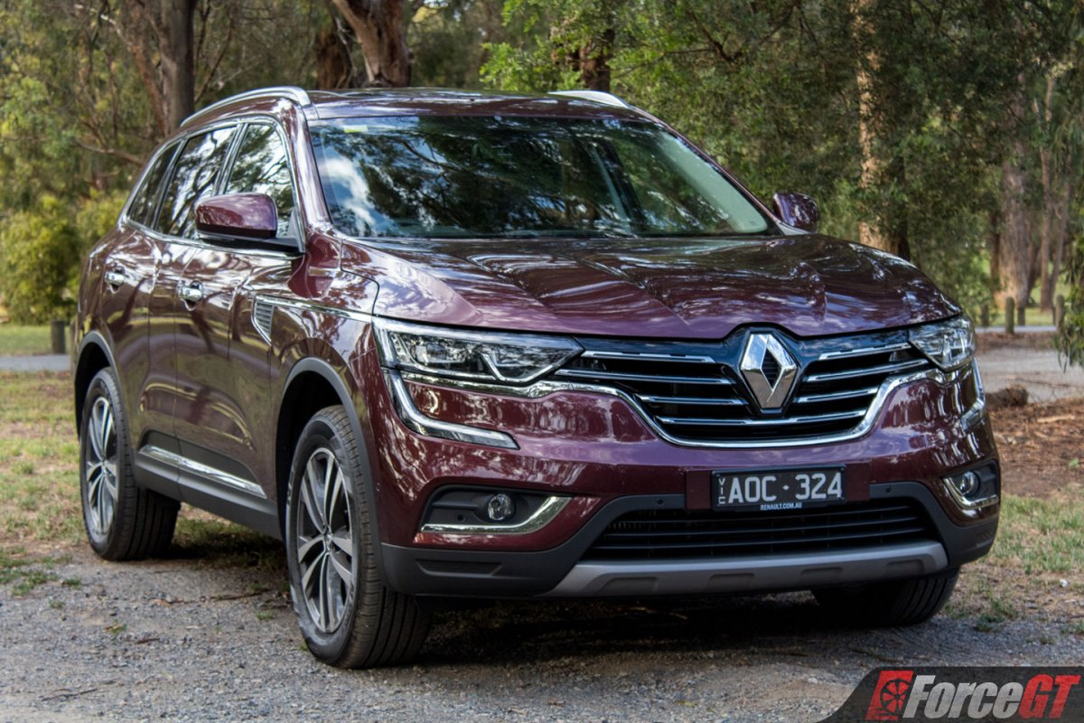 2018 Renault Koleos Intens Diesel Review Forcegt Com