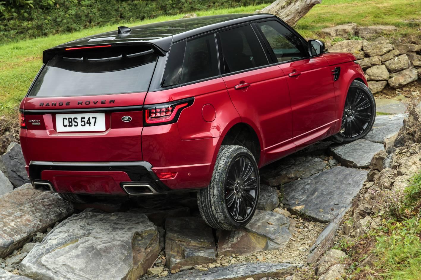 2018 Range Rover Velar ficial Land Rover Usa