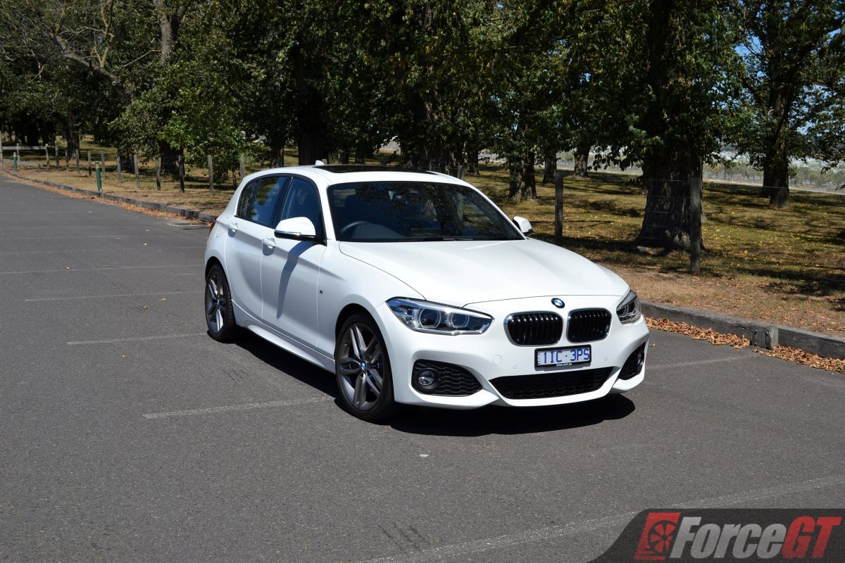 2018 Bmw 1 Series 125i Review Forcegt Com