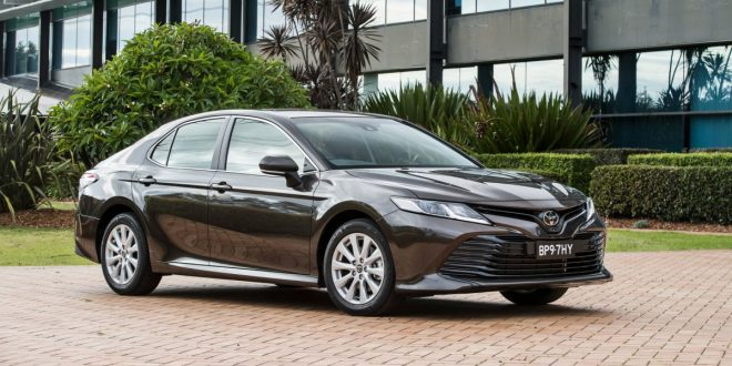 2018 Toyota Camry Ascent Review – Boring No More