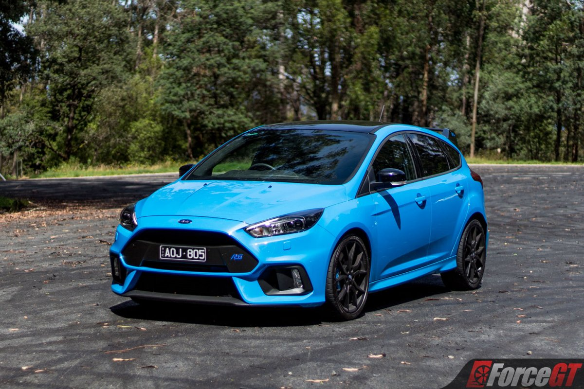 2018 Ford Focus RS Limited Edition Review - ForceGT.com
