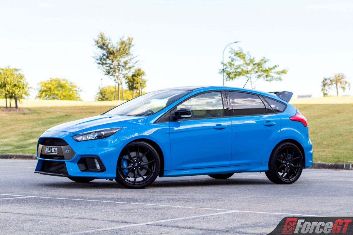 Civic Type R Awd >> 2018 Ford Focus RS Limited Edition Review - ForceGT.com