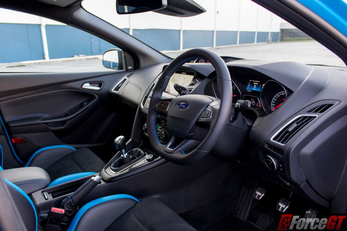 2018 Ford Focus Rs Limited Edition Review Forcegt Com