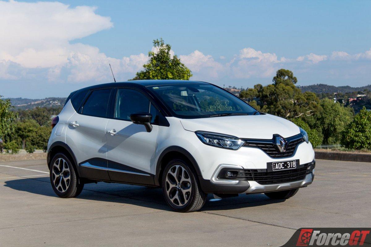 2018 Renault Captur Intens Review - ForceGT.com