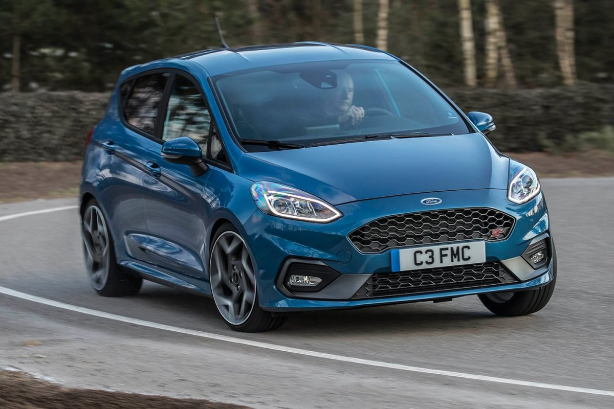 2019 ford fiesta st to get optional lsd from focus rs. Black Bedroom Furniture Sets. Home Design Ideas
